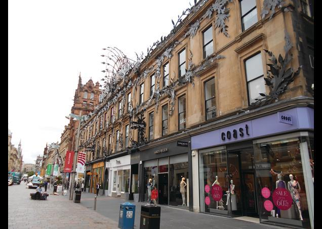 From a retail perspective is there much difference between England and Scotland?